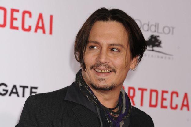 Johnny Depp va pouvoir retrouver ses compagnons à quatre pattes