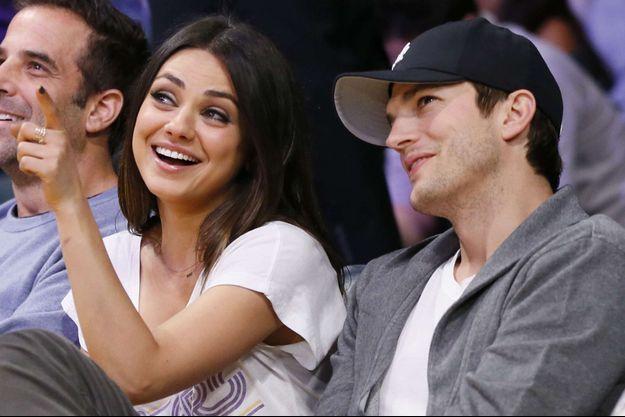 Mila Kunis et Ashton Kutcher se fréquentent depuis 2012