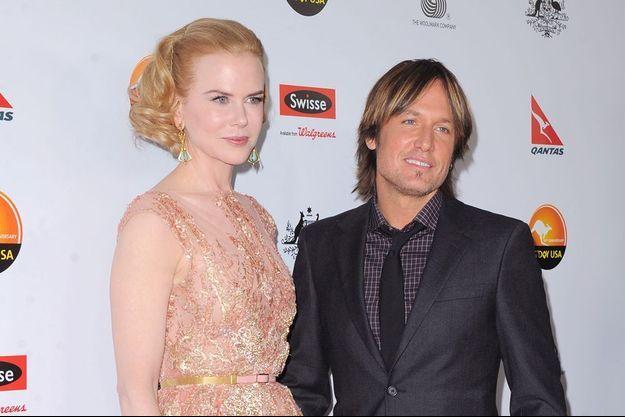 Nicole Kidman a pu compter sur le soutien de son mari, Keith Urban, pour faire face à la mort de son père