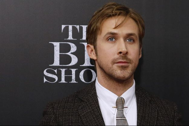 """Ryan à l'avant-première de """"The Big Short"""" à New York, le 23 novembre 2015."""