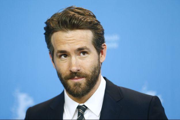 Ryan Reynolds au Festival du Film de Berlin en février dernier
