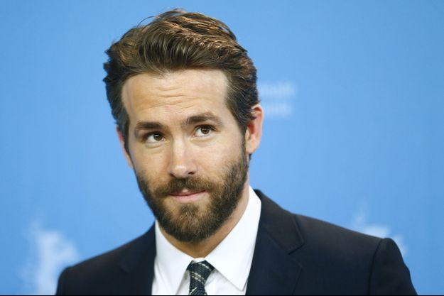 Ryan Reynolds au Festival de Berlin en février dernier.