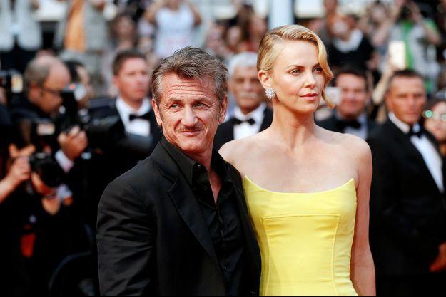 Le couple au temps du bonheur. Ici au Festival de Cannes, le 14 mai dernier.