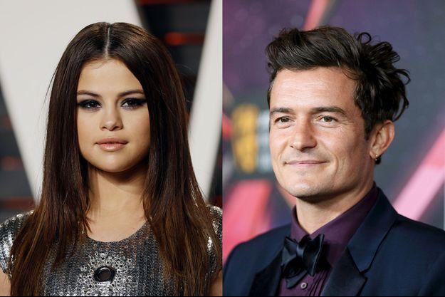 Selena Gomez et Justin Bieber.