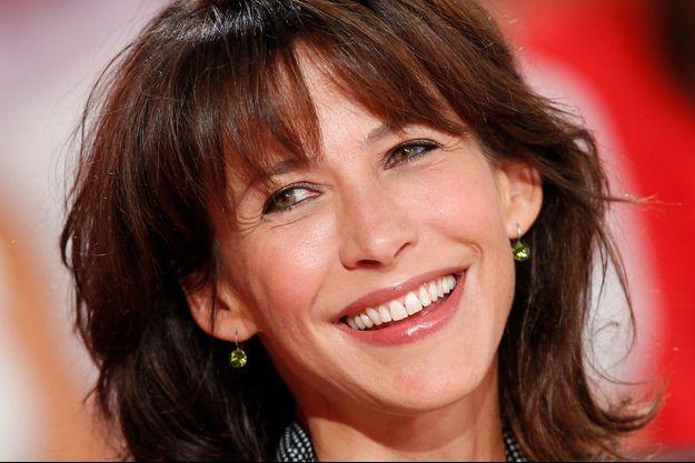 Sophie Marceau, plébiscité par les Français