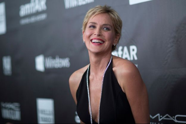 Sharon Stones, le 30 octobre 2014