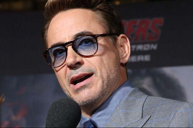Malaise en pleine interview avec Robert Downey Jr.