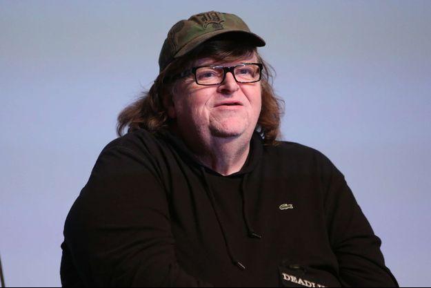 Michael Moore à Los Angeles le 7 novembre dernier.