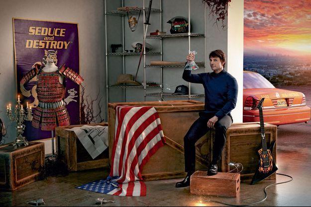 Tom Cruise cartonne en ce moment avec «Mission Impossible 5».