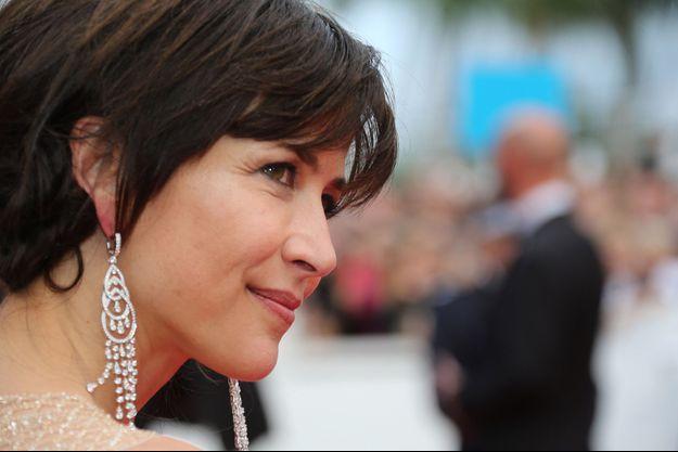 Sophie Marceau à Cannes, mai 2015.