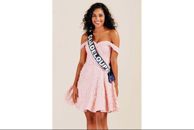 Miss Guadeloupe, Clémence Botino