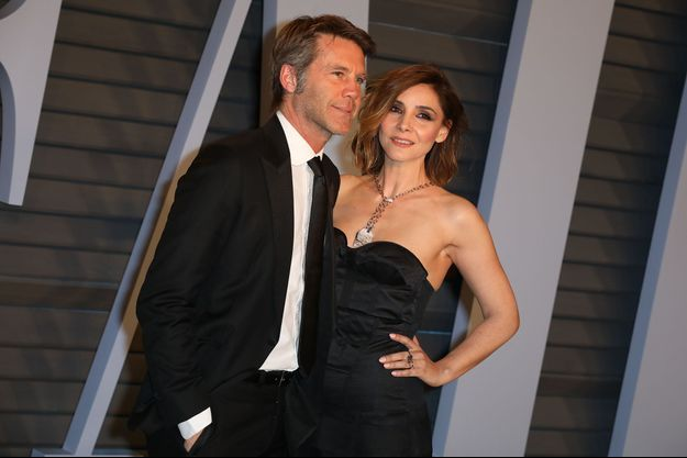 Emmanuel-Philibert de Savoie et Clotilde Courau en 2018