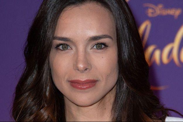 Marine Lorphelin en mai 2019.