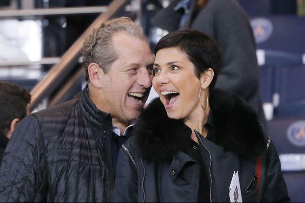 Cristina et Frédéric Cassin en 2015.