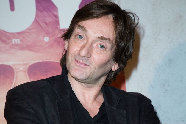 Pierre Palmade en 2018, à Paris.