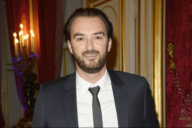 Cyril Lignac en septembre 2015.