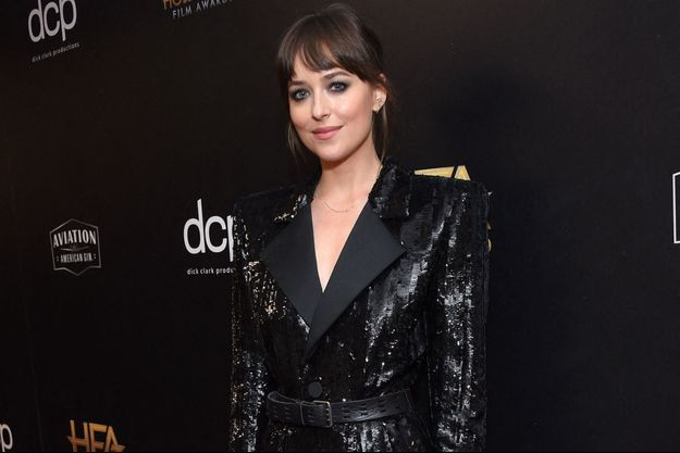 Dakota Johnson à Beverly Hills en novembre 2019