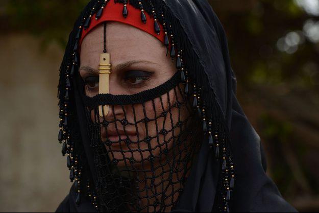 """Le film """"Dalida"""" se termine en Egypte, sur le tournage de son dernier film."""