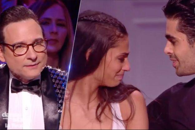 """Tatiana Silva lors de la finale de """"Danse avec les stars"""" mercredi."""