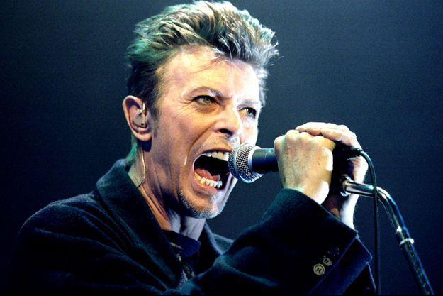 David Bowie en 1994.