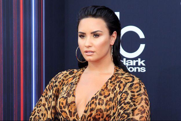 Demi Lovato, à Los Angeles, le 20 mai 2018