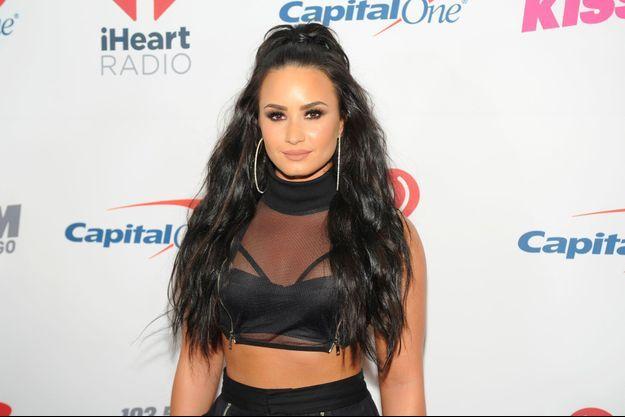 Demi Lovato, décembre 2017