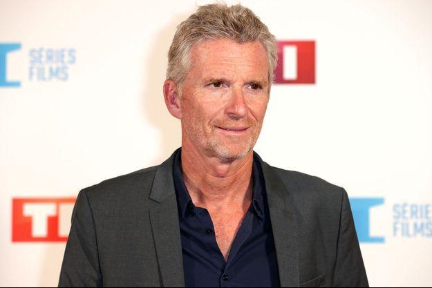 Denis Brogniart ici en septembre 2019 lors de la conférence de rentrée de TF1.