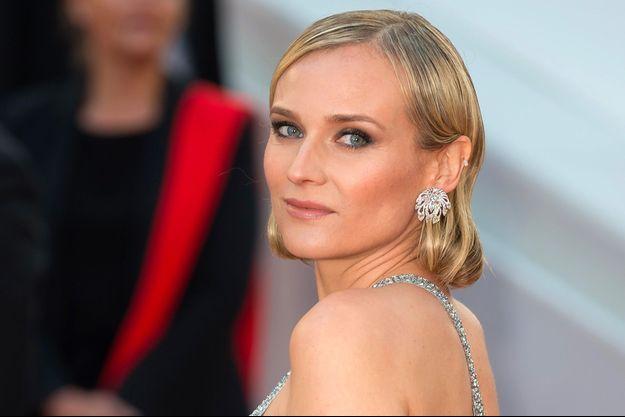 Diane Kruger à Cannes, le 13 mai 2018