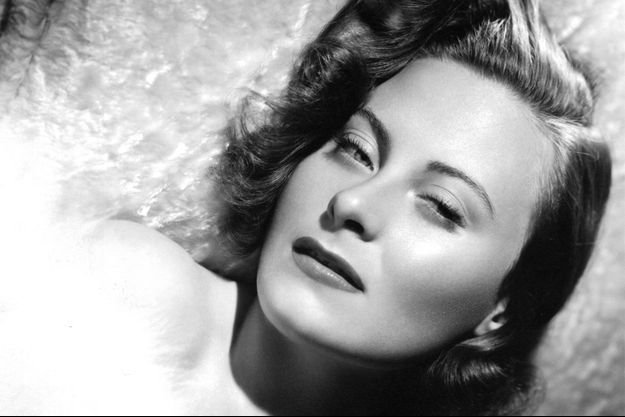 Michèle Morgan en 1957