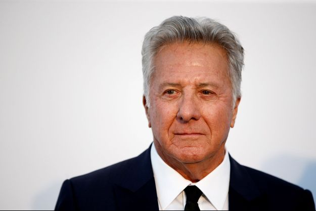 Dustin Hoffman, le 25 mai 2017 à Cannes.