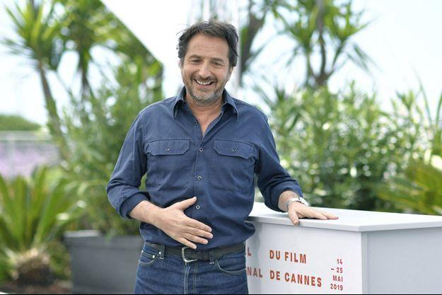 Edouard Baer à Cannes en mai 2019.