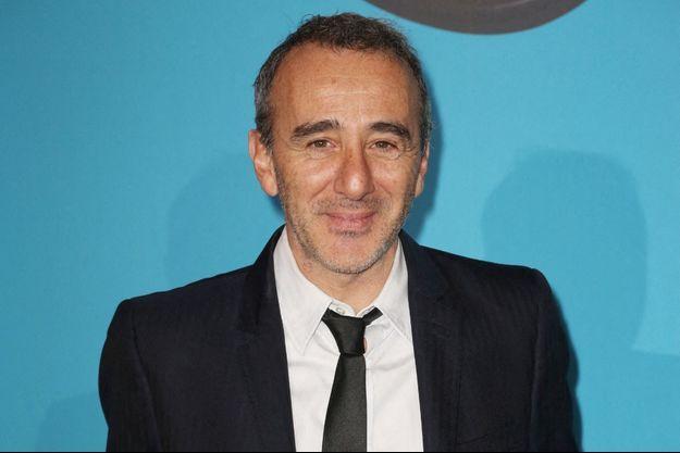 Elie Semoun à Paris en janvier 2020.