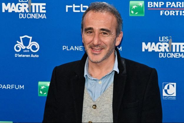 Elie Semoun en Belgique en février 2020.