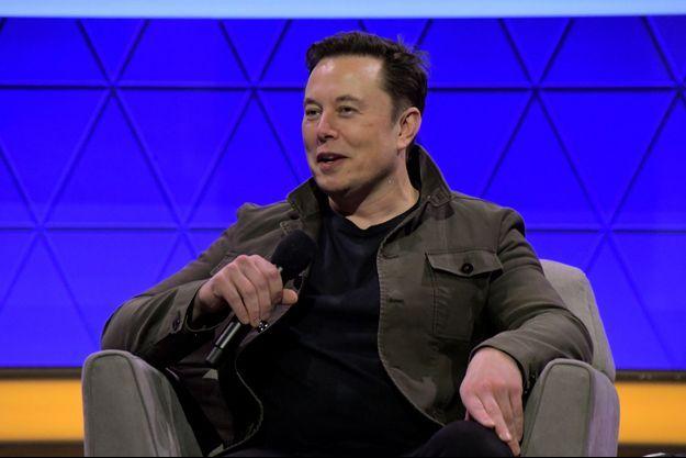 Elon Musk en juin 2019.