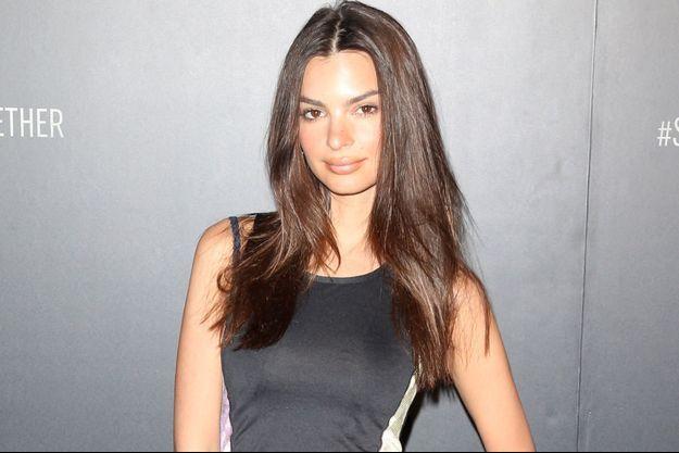Emily Ratajkowski à New York en mars 2020
