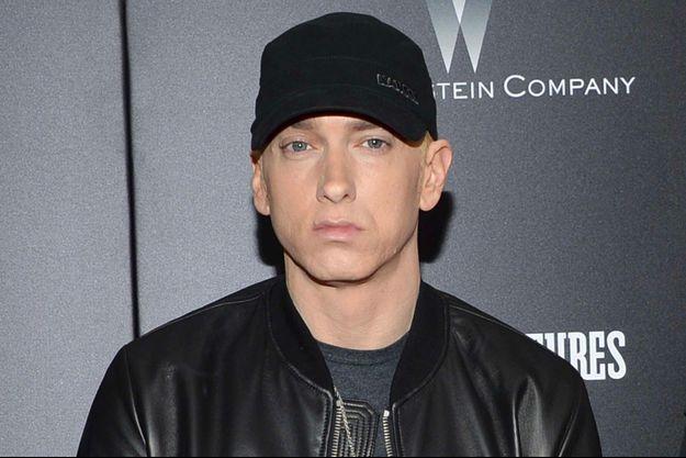 Eminem le 20 juillet 2015
