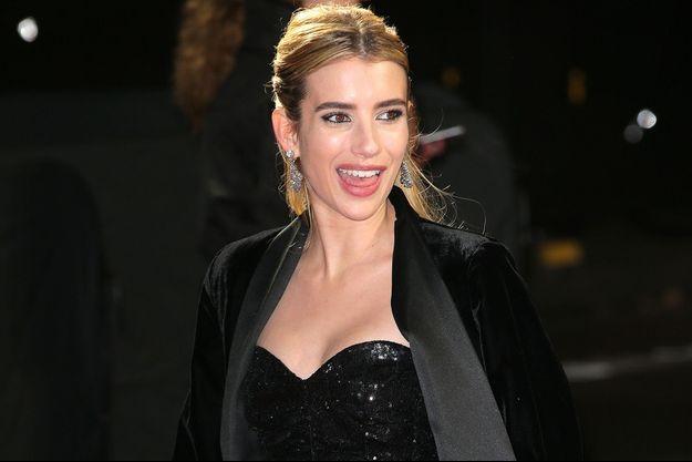 Emma Roberts en 2019 à Londres