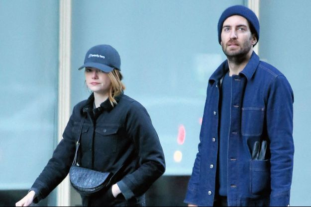 Emma Stone et Dave McCary