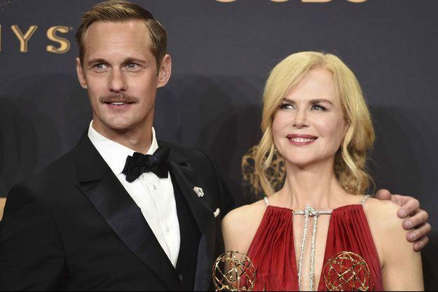 Nicole Kidman et Alexander Skarsgard