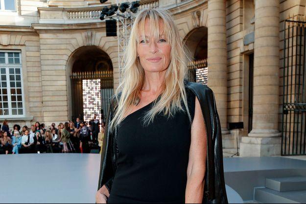 Estelle Lefébure à Paris en septembre 2019.