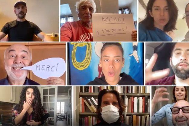 """350 personnalités se sont mobilisées pour le titre """"Et demain ?"""" au profit des Hôpitaux de France"""