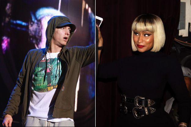 Nicki Minaj / Eminem.