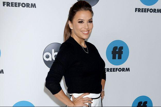 Eva Longoria à Los Angeles le 5 février 2019
