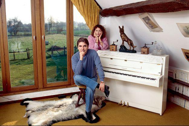 Dans leur maison de Romilly-du-Perche, dans le Loir-et-Cher, où Michèle a trouvé la mort