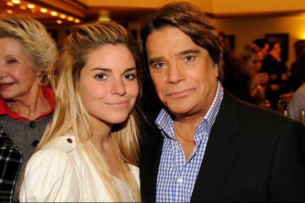 Bernard et Sophie Tapie en 2012.