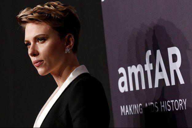 Scarlett Johansson sera l'une des présidentes de l'amfAR.