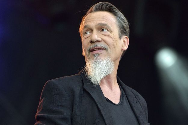 Florent Pagny.