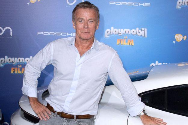 Franck Dubosc à Paris en juin 2019.