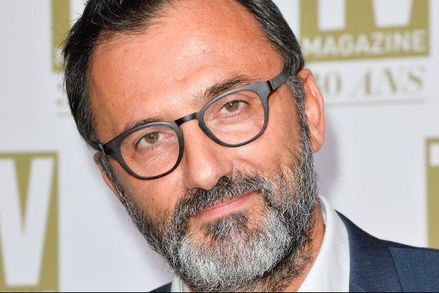 Frédéric Lopez à la soirée d'anniversaire des 30 ans de TV Magazine, en octobre dernier, à Paris.