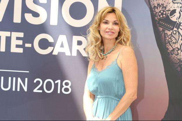 Ingrid Chauvin à Monaco, le 16 juin 2018